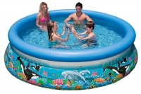 Надувной бассейн Intex Easy Set Pool  305x76см